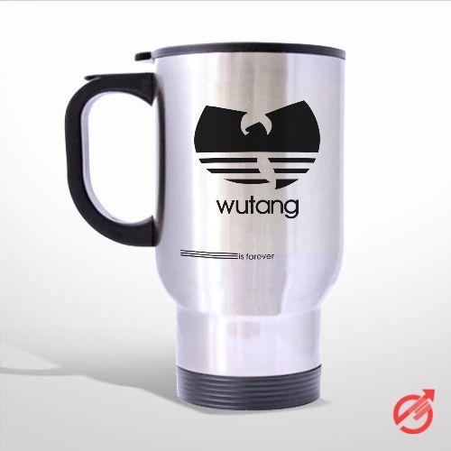 Wutang Is Forever Travel Mug