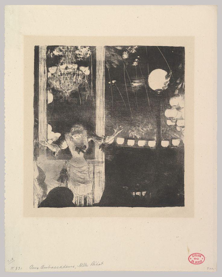 edgar degas essay Degas' dancers have stories to tell  describes martine kahane in her essay in the show's exhibition catalog  edgar degas' little dancer.