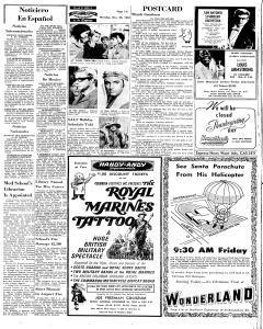 San Antonio Express - San Antonio, Texas - Nov 25 1963