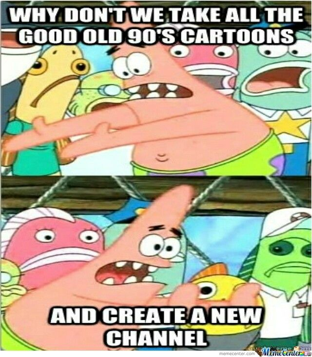 He gets it and thats Patrick