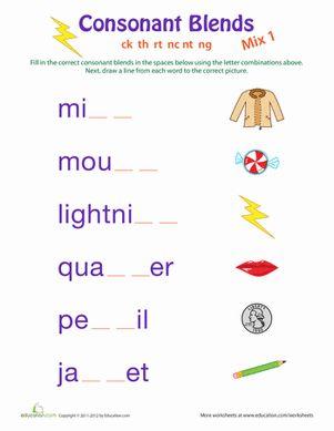 386 best Teaching Phonatics images on Pinterest   Hojas de trabajo ...