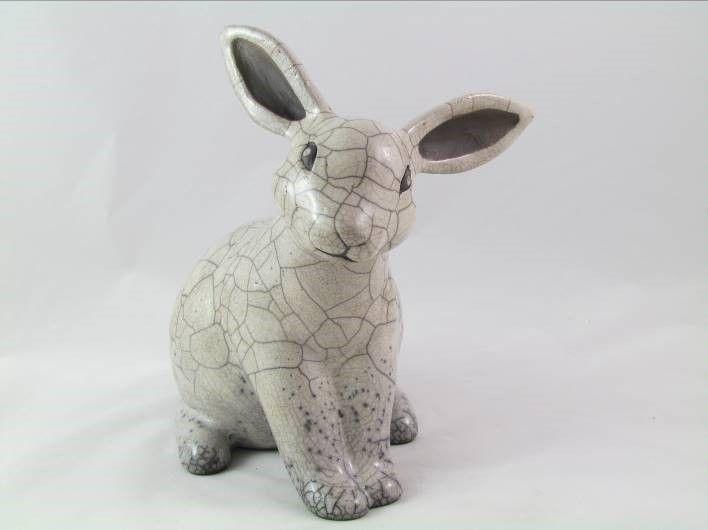 Les 25 meilleures id es de la cat gorie sculpture de lapin - Modele poterie pour debutant ...