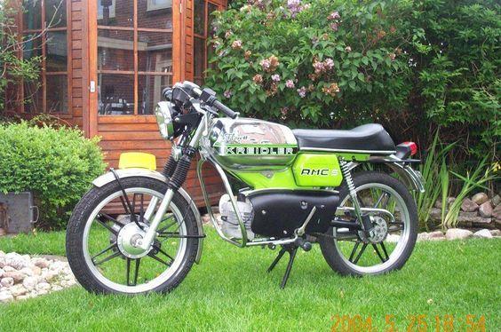 kreidler RMC-S 1978