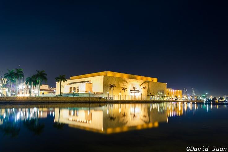 """Centro de convenciones de Cartagena de Indias """"Julio Cesar Turbay Ayala""""Cartagena de Indias #colombia"""