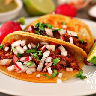 Chipotle Adobo Tacos With Oxtail Recipe Authentic Mexican Food