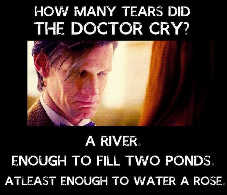 #DoctorWho feels of the day.