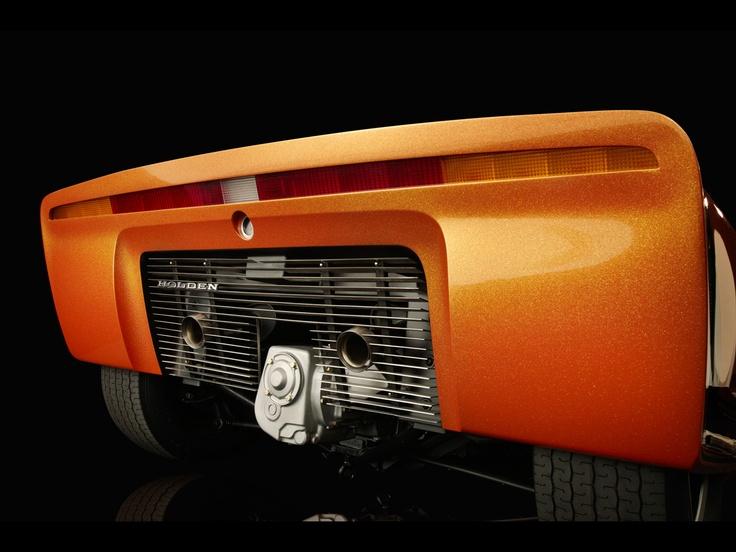 Nice Holden Hurricane Concept 1969 Exotic Car Image Of 50 : DieselStation