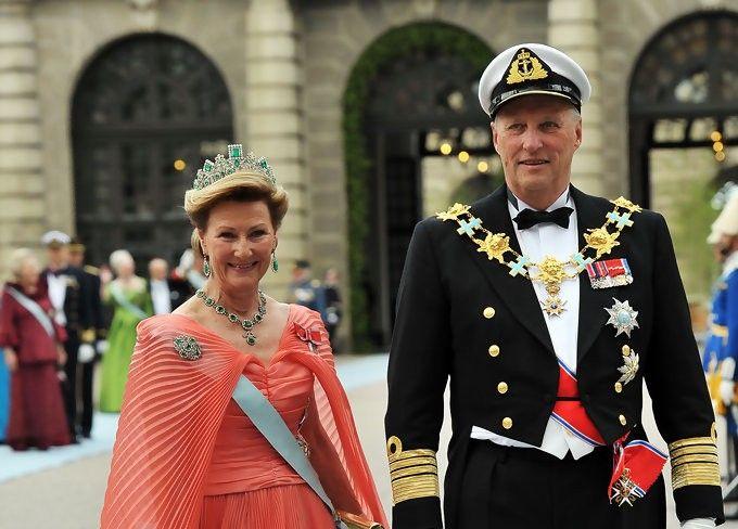 Социалисты хотят свергнуть Короля Норвегии