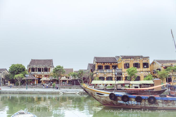 Old town Hoi an, Vietnam  http://www.maggieboucherphoto.com