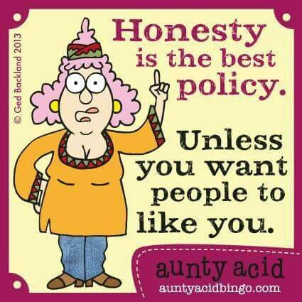 why honesty is the best policy Honestwriting april 30 has been named national honesty day have students  write about a time when being honest saved the situation, and also about a time.