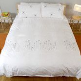 Found it at AllModern - Poppy Pods Duvet Collection from three sheets 2 the wind