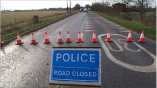 Two 'pedestrians' killed in Yaxley hit-and-run crash