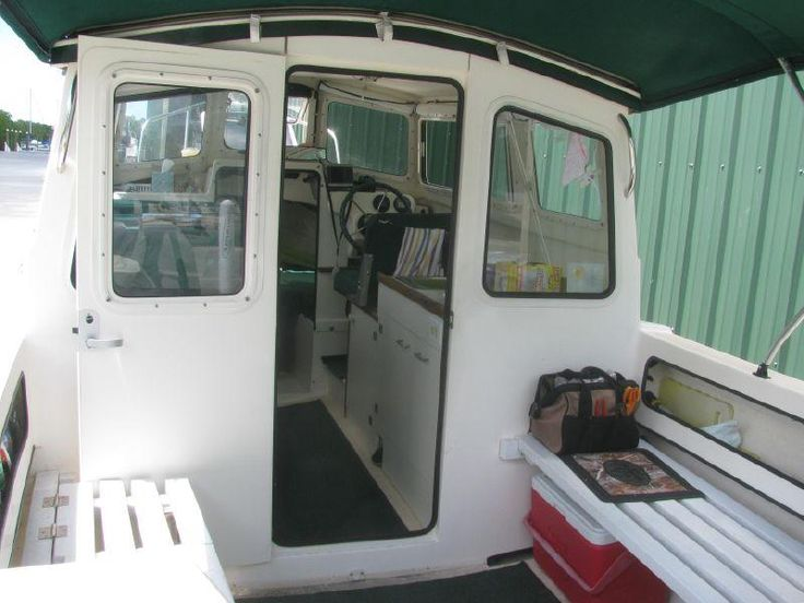 2002 C-Dory Cruiser powerboat for sale in Florida