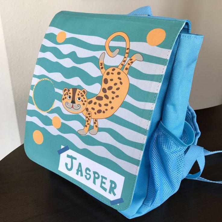 19,90 € - Personalisierter Kinderrucksack, der erste Rucksack für dein Kind