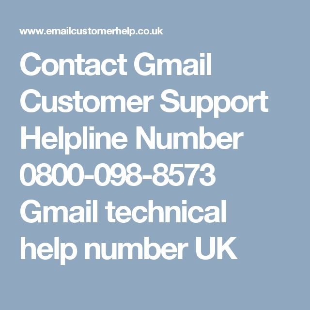 Contact Gmail Customer Support Helpline Number 0800-098-8573 Gmail technical help number UK