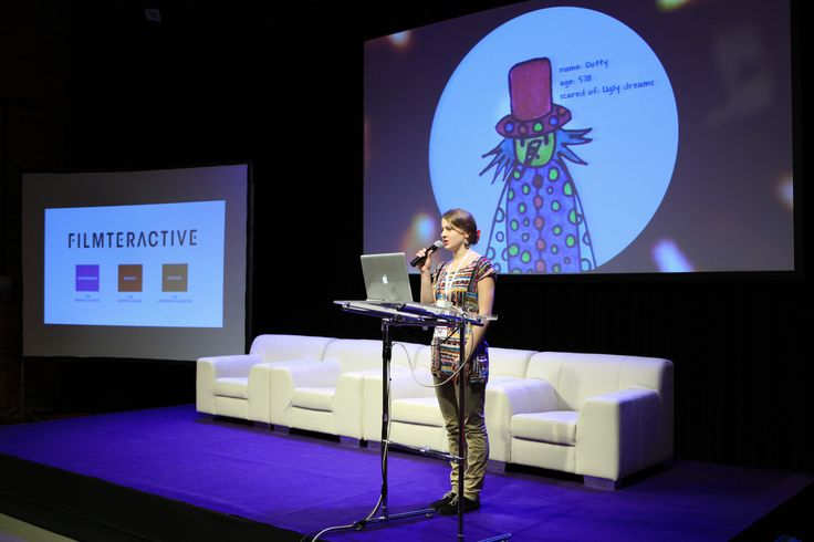 """First presentation """"Monsters to clowns"""" from Estonia"""