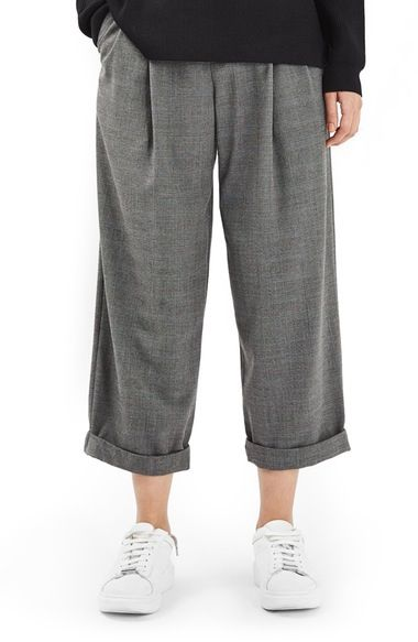Topshop Boutique Mensy Trousers available at #Nordstrom