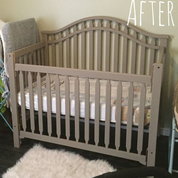 25 Best Ideas About Crib Makeover On Pinterest Grey