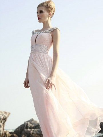 this would b good for a 2nd wedding dress if it was white