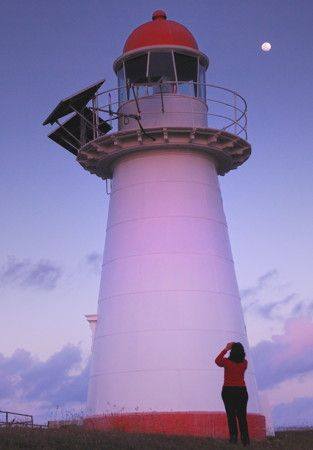 Cape Cleveland Light, Townsville, Australia