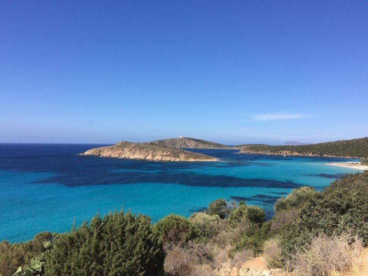 Zuidelijke kust, Sardinie