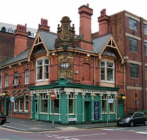 Pubs, Alehouses, Beers and Breweries of Central England