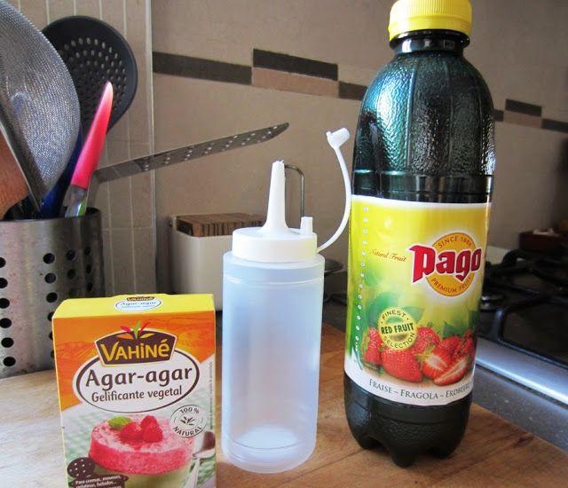 No tengo la menor intención de dedicar este blog a la cocina molecular, pero hace tiempo que me apetecía probar esta receta porque cre...