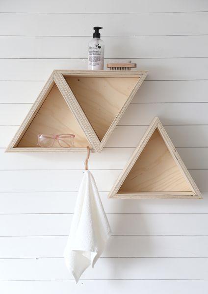 W półce przez trójkąt | Sklep Według