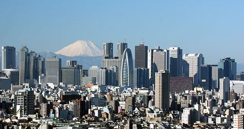 Tokyo....most impressive cleanest capital in Asia -Skyscrapers_of_Shinjuku