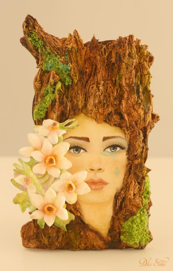 Mother Earth is Weeping (ACTs of GREEN Collaboration) - Cake by Dolce Sentire