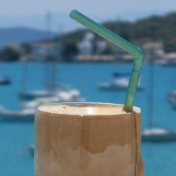 Kim's Iced Coffee Frappe