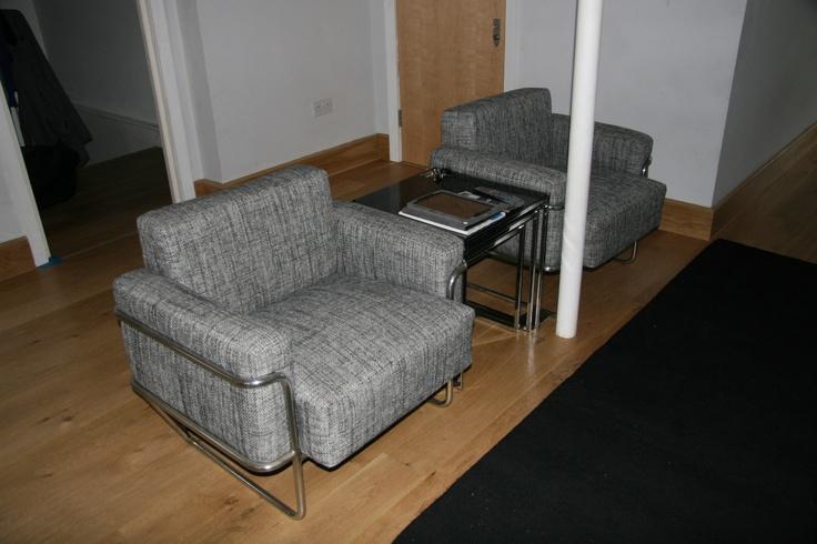 1930's Ebay Chairs with a modern twist