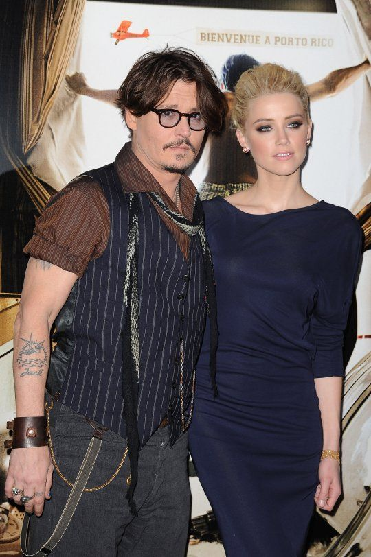 That Escalated Quickly: Johnny Depp Wants To Marry Amber Heard!