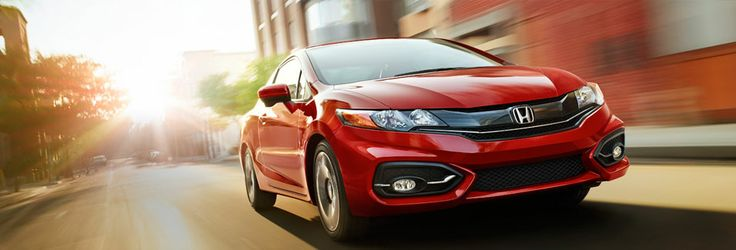 2014 Civic Coupe features sportier exterior styling 2014 Civic Si boosts fun-to-drive performance with more horsepower