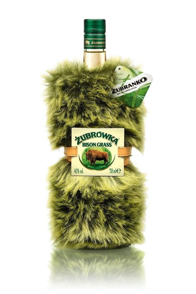 Żubrówki, Polish Vodka