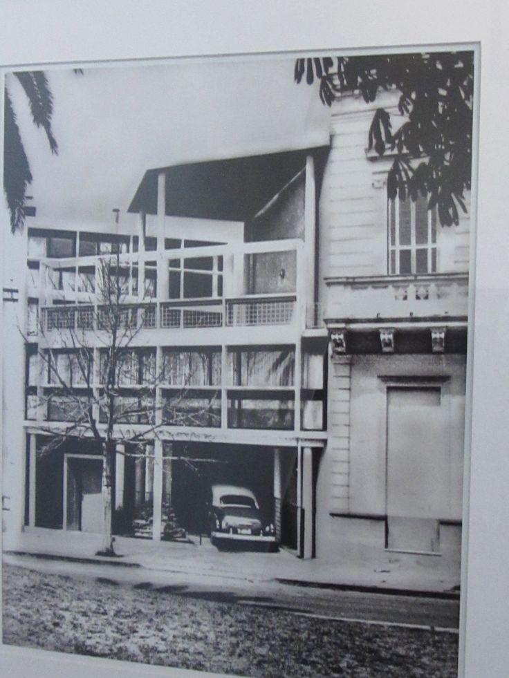 56 best casa curutchet le corbusier images on pinterest - Casas de le corbusier ...