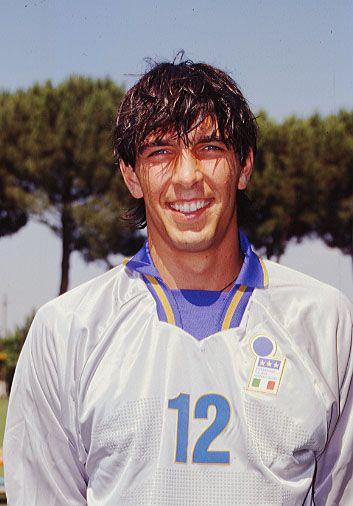 #Buffon da giovane