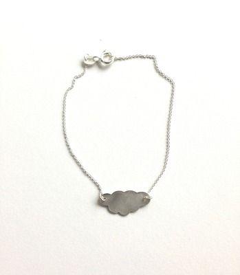 Bracelet Cloud Sterling Silver