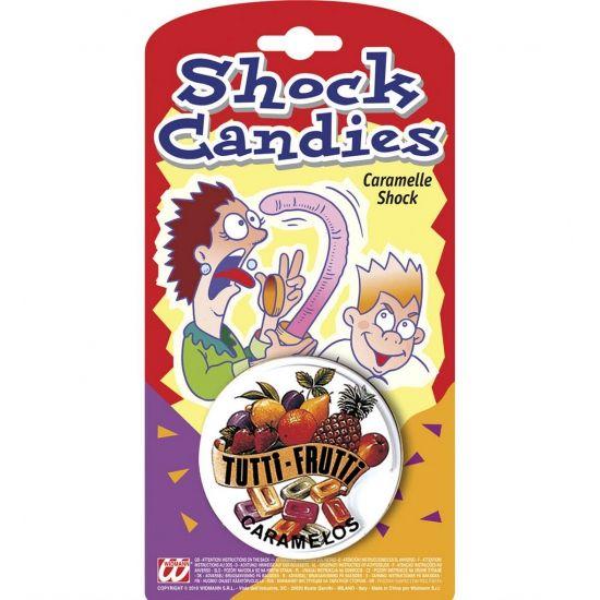 Schok snoepjes  Schok snoepjes bij het openen van de doos springt er een veer uit. Leuk om iemand mee voor de gek te houden. Er zitten geen snoepjes in de verpakking.  EUR 3.50  Meer informatie  #sinterklaas #zwartepiet