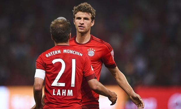 #manchester_united  Thomas Müller is open to a move to Manchester United although Bayern Munich are insistent the forward is not for sale. The post Manchester United target Thomas Müller but Bayern Munich stand firm appeared first on TrendingCenter.com.