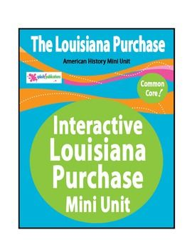 louisiana purchase powerpoint 5th grade This lesson is designed to familiarize the students with the louisiana purchase 5th grade 6th grade 7th grade spain agreed to give louisiana back to france.