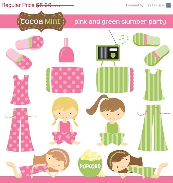 17 Best images about Pajama party Printable on Pinterest ...