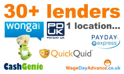Payday loan UK works with multiple of the leading UK payday lenders to offer applicants higher acceptance rates and better % APR based upon your personal circumstances.