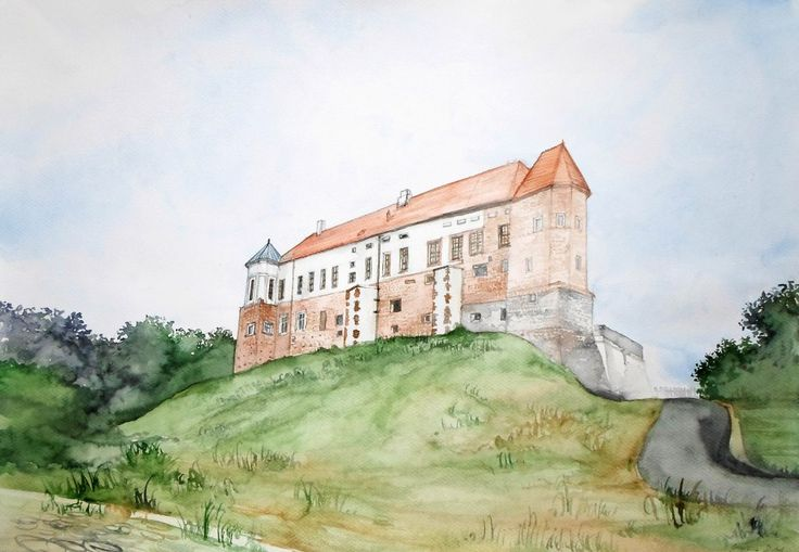 2. Zamek - Sandomierz_format B2