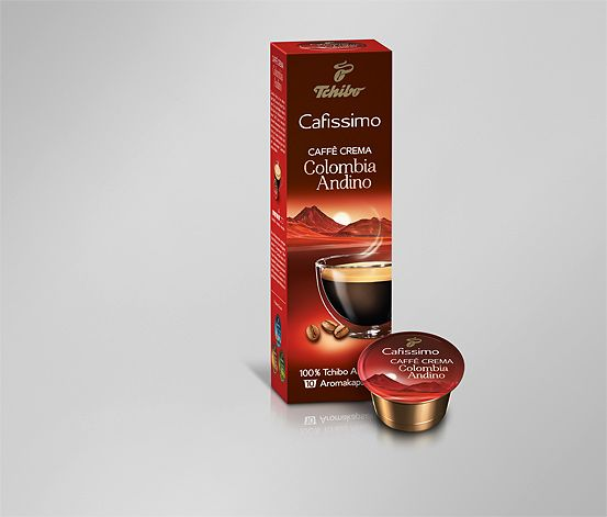 Caffè Crema Colombia Andino, 10 kapslí