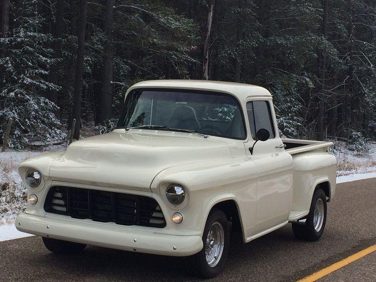 56 Chevy pickup