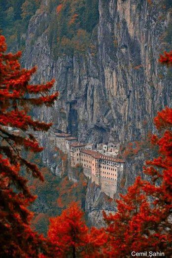Sumela Monastery - Turkey
