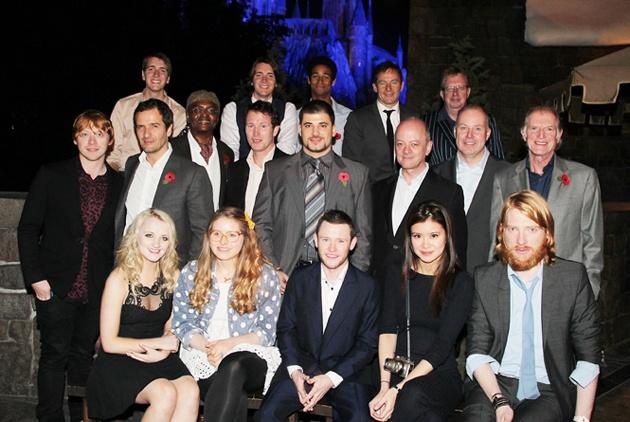 Harry potter movie 3 cast list
