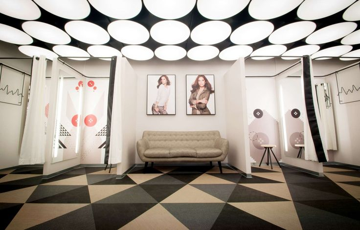 Lindex uses Bolon flooring in its new store concept