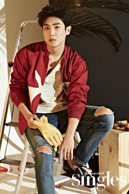 [Singles Korea] Lee Joon
